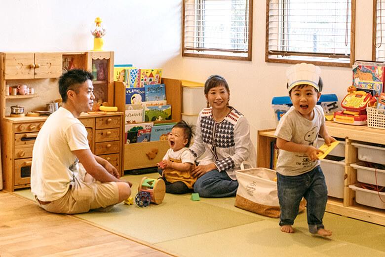 MOPTOP施工事例 濱中邸