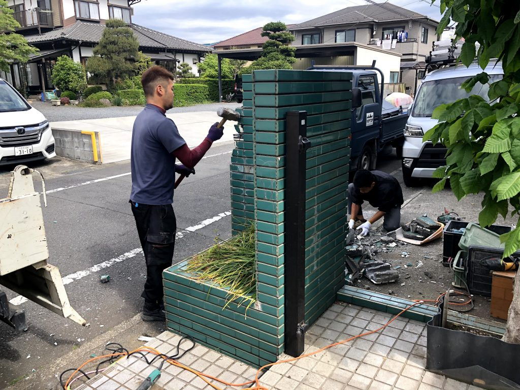 青梅市新町リノベーション現場完工報告(^^)v